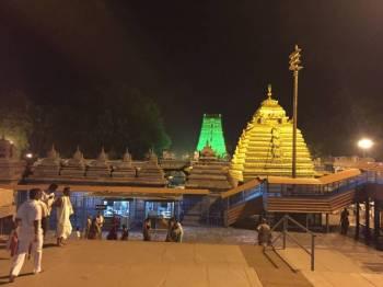 Srisailam & Mantralayam Yatra Tour