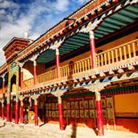 Fly Ladakh 07 Nights/08 Days, Ex. Mumbai Tour
