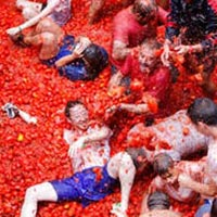 Spanish Fiesta With La Tomatina Festival Tour