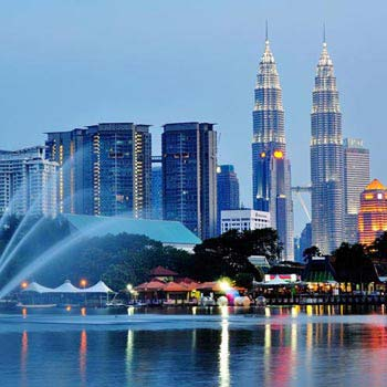 Singapore & Malaysia With Port Blair Tour