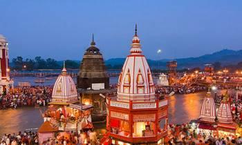 Delhi – Haridwar – Rishikesh – Delhi Tour