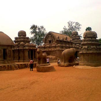 Vellore - Mahabalipuram - Shivakanchi Trip 3 Night 04 Days Tour