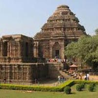 Orissa Golden Triangle Tour