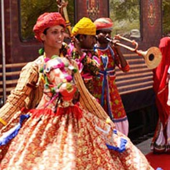 Maharaja Express The Indian Splendour Journey Tour