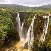 Jog Falls from Bangalore Tour