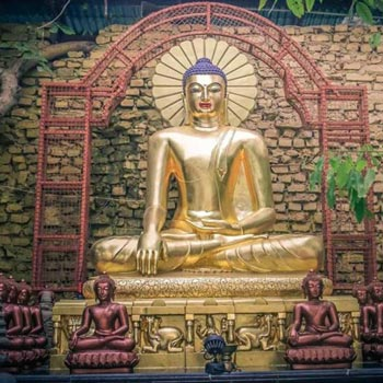 Walking with the Buddha within! Tour