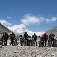 Nepal Motor Bike Tour