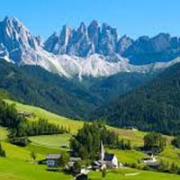 Scenic Switzerland With Highlights Of London And Scotland ( Land Package )