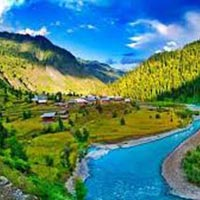 Heavenly Escape to Kashmir Tour