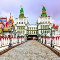 7D/6N Russia FIT Package