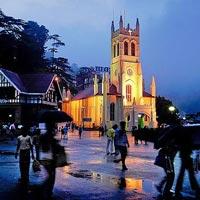 Explore Shimla,4n,5d by cab Tour