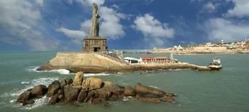 Madurai- Kodai- Rameshwaram- Kanyakumari Tour