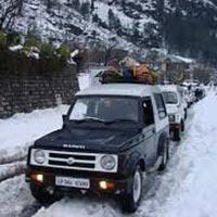 Trans Himalayan Jeep Safari Tour