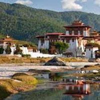 8Nights /9 Days Bhutan (Mumbai) Tour