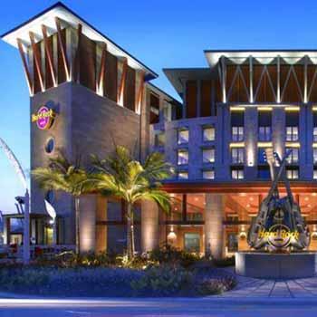 Hard Rock Singapore Sentosa 3 Days 2 Nights Package