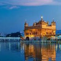Delhi Amritsar Taxi/Cab Tour - 2 Days/ 1 Night Trip
