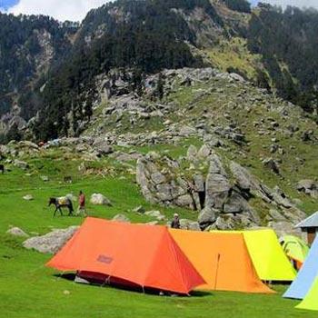 Family Camping & Trekking Tour