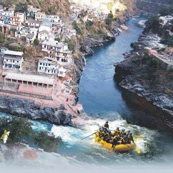 Kaudiyala Rishikesh River Rafting Tour Kaudiyala to Rishikesh River Rafting