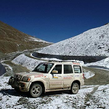 Western Himalayan Jeep Safari Tour