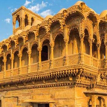 Rajasthan Desert Saf.. - Jodhpur - Jaisalmer