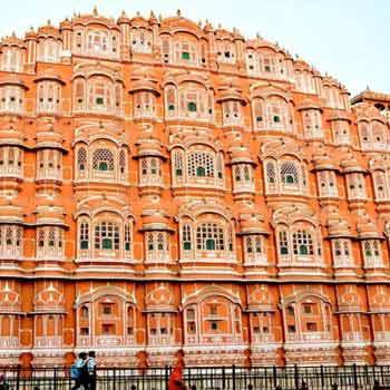 Jaipur with Sariska Tour