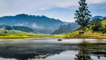 Coimbatore - Kodaikanal - Munnar - Thekkady - Coimbatore (05 nights 06 days)