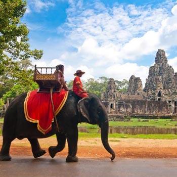 Phnom Penh with Siem Reap Tour