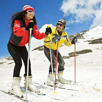 Shimla Manali Honeymoon Package For 5 Nights / 6 Days