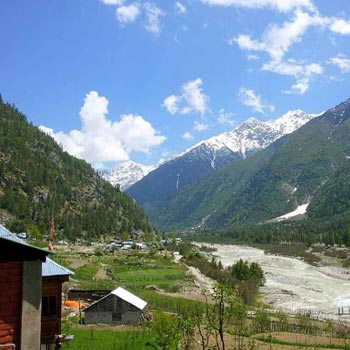 Kinnaur Adventure Package For 6 Nights / 7 Days Tour