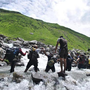 Hamta Pass Trek For 4 Nights / 5 Days Tour