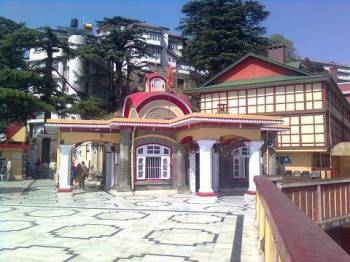 Shimla Package from Bangalore