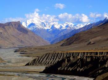 Kinner Kailash Lahaul Spiti Tour Package