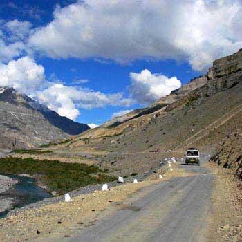 Chandigarh Shimla Sarahan Sangla Kalpa Kaza Manali Pathankot Tour Package