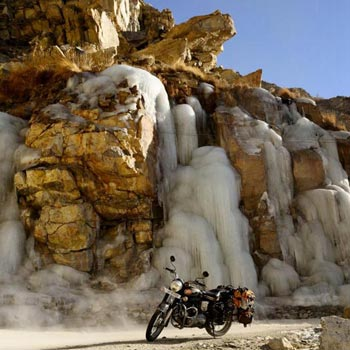 Lahaul Spiti Valley Bike Tour from Shimla