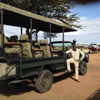 Game drive Package