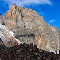 Mt Kenya Climb Sirimon – Chogoria Route Direct Tour
