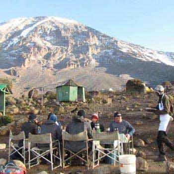 Mount Kenya Climbing Adventure - Sirimon Route Down Chogoria Route Tour