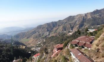 Queen of the Hills Mussoorie Tour