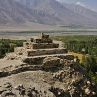 Jeep Pamir Highway Tour