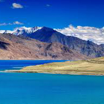 Journey 2: Ladakh – lake and highest motorable road
