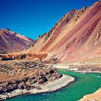 Journey 3: Ladakh – lake and silk route Tour