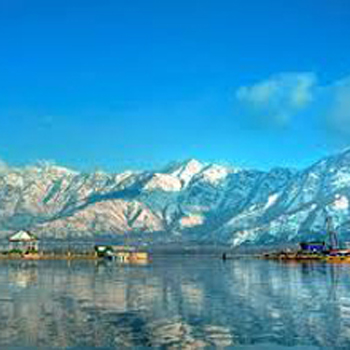 Kashmir Royal Tour