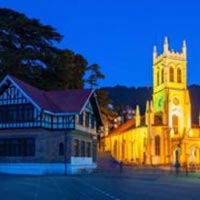 2 Night/3 Days Shimla Package By Volvo