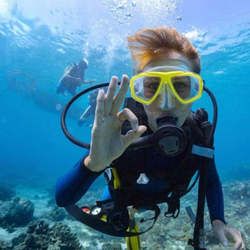 Ekokan Water Sports and Scuba Diving Tour