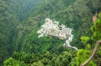 Vaishnodevi Shivkhori Kashmir Amritsar 5 Devi's Package