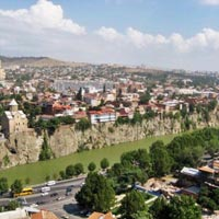 Tbilisi city break Tour