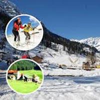 Manali Shimla Volvo Tour
