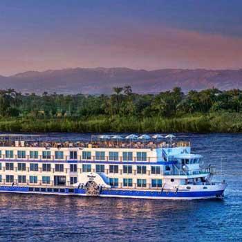 Oberoi Vrinda Cruise Tour