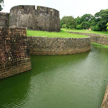 The Heritage City Of Kerala Tour