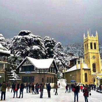 Shimla Cab Tour 2 Nights /3 Days